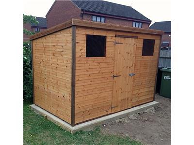 wooden sheds garden sheds in kettering - Garden Sheds 9x6