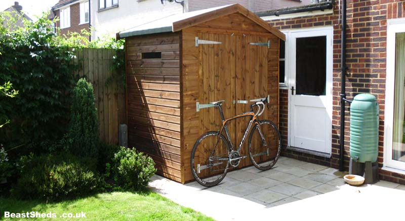 Bike Sheds - Perfect Storage Solutions from Beastsheds.co.uk