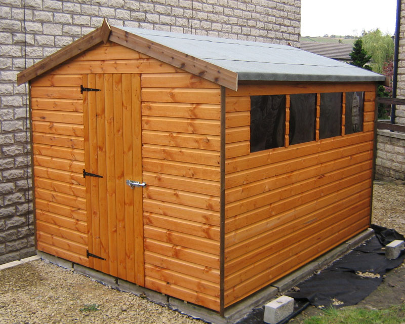 10x8 Shed Plans Uk