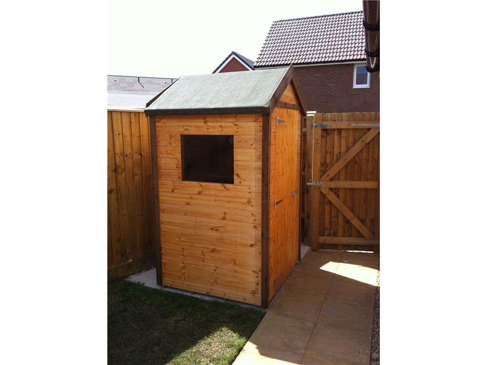 Gallery customer 39 s sheds beast sheds for Garden shed 4x4