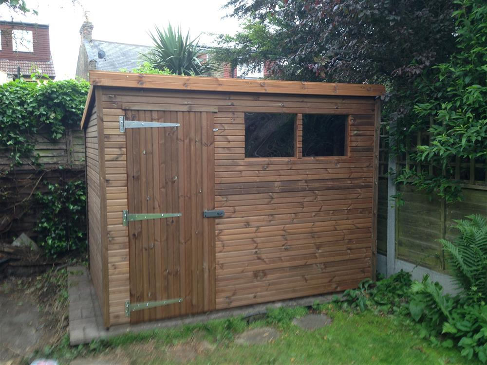 Ham pent shed plans 6x6 guide for Garden shed 6x6