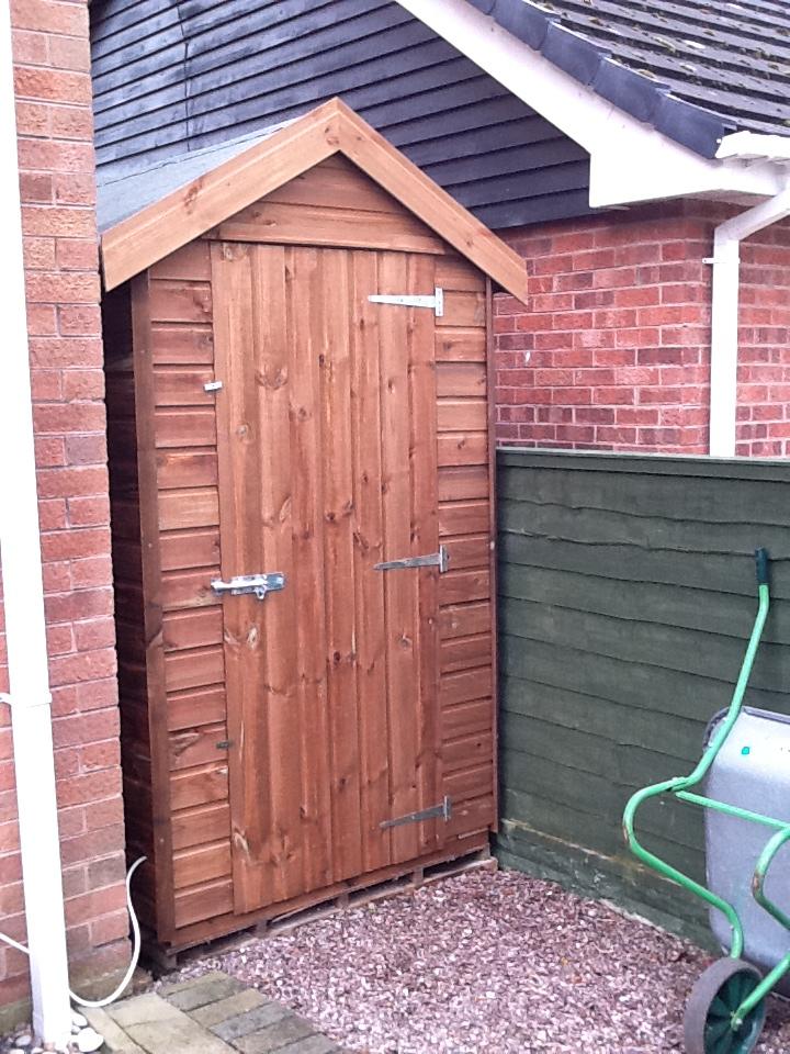 Build a storage building plans 8x4 shed b q 12x12 storage shed plans free - Garden sheds nottingham ...