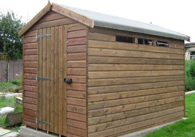 beast shed