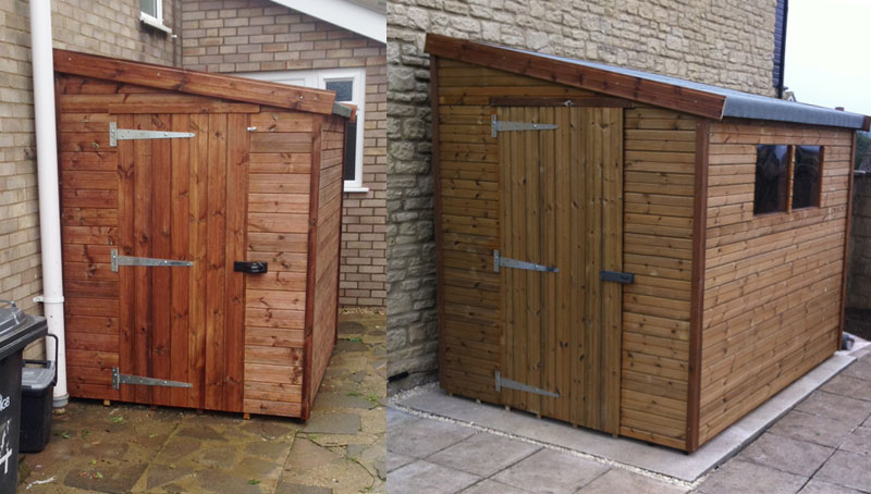 Tsle Looking For Outdoor Bike Shed Uk