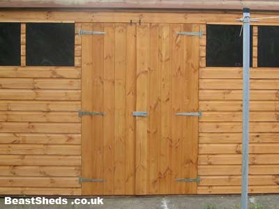 Double Door Shed,how To Build A Shed From Pallets,how To Build A Foundation  For A Shed   And More