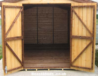 Outdoor shed doors sheds nguamuk for Exterior shed doors design