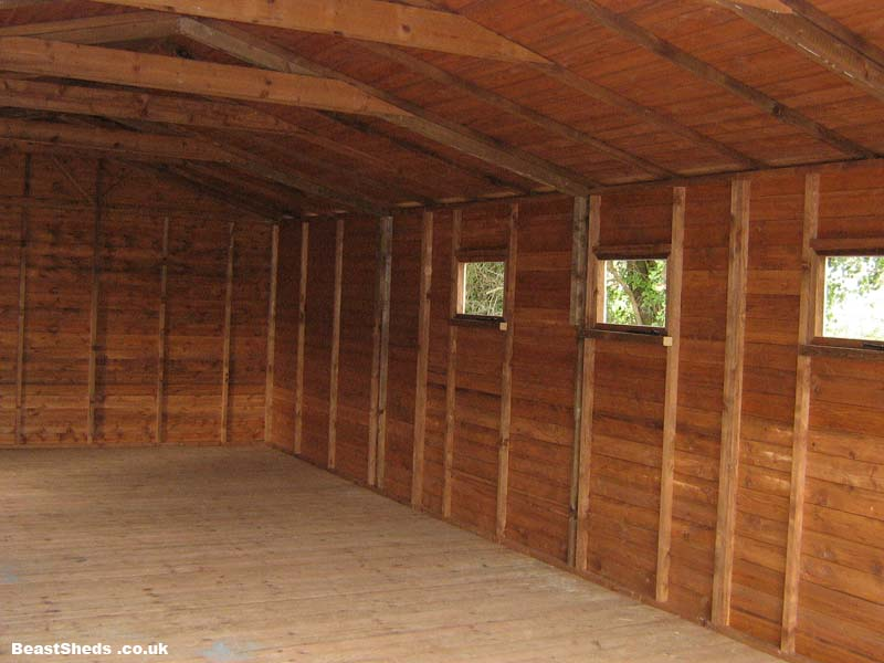 Mk : Wooden Sheds To Buy