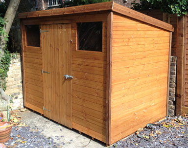 Garden sheds for sale free fitting and delivery for Small outdoor sheds for sale